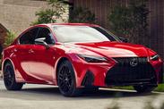 Lexus : une gamme F étendue pour 2021