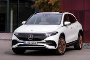 Mercedes-Benz EQA 2022