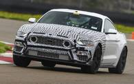 Ford Mustang Mach-1 2021 : les premières images
