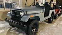 Mahindra Roxor 2020 : Comment faire plaisir à Jeep