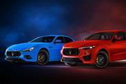 Maserati : 2 nouvelles éditions spéciales