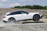 Mercedes-Benz Classe C tout-terrain 2022