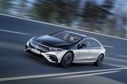 Mercedes-Benz EQS 2022 : voici les prix
