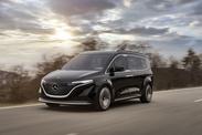 Mercedes-Benz EQT 2022 : un concept pas comme les autres