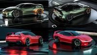 Mitsubishi 4000 GT : le rêve impossible