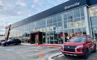 Mitsubishi : un nouveau concept de concessionnaire à Blainville