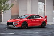 Mitsubishi Lancer EVO 2022 : et si c'était vrai ?