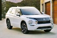 Mitsubishi Outlander PHEV 2023 : un rouage intégral plus évolué