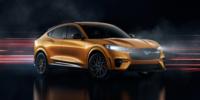 Ford Mustang Mach-E 2021 : une nouvelle couleur