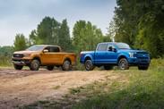Ford F-150 et Ford Ranger 2020 : une suspension surélevée