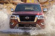 Nissan Armada 2021 : des améliorations
