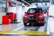 Nissan Leaf : 500 000 voitures plus tard