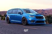 Chrysler Pacifica 2021 : une version Hellcat?
