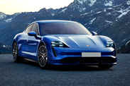 Porsche Taycan 2021 : Déjà 10 000 unités vendues!