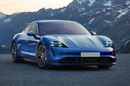 Porsche Taycan 2021 : un nouveau record du monde de drift