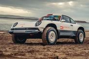Singer réinvente la Porsche 911 tout-terrain