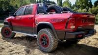 RAM Rebel TRX 2021 : un camion aperçu avec son camouflage
