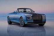Rolls Royce Boat Tail 2022 : la voiture neuve la plus chère du monde