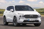 Hyundai Santa Fe 2021 : 2 motorisations hybrides