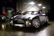 Un concept de Shelby Cobra avec un moteur V10 à l'encan