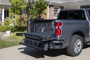Chevrolet Silverado 2021 : un nouveau hayon