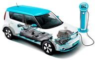 Occupation Double donne des voitures électriques