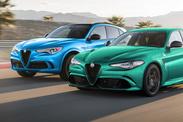 Alfa Romeo Giulia et Stelvio 2022 : plus d'équipement de série