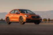 Subaru WRX 2022 : voici les premières images