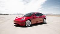 Tesla Model 3 : quand la peinture écaille