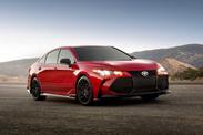Toyota Avalon 2022 : bonne retraite