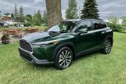 Toyota Corolla Cross 2022 : une version hybride