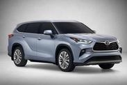 Toyota réserve l'appellation Grand Highlander