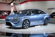 Toyota : une Prius à pile combustible en 2025