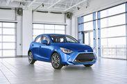 Toyota Yaris : bye bye America!