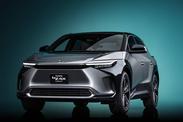 Toyota bZ4X 2022 : voici le premier VUS 100% électrique de Toyota