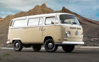 Volkswagen Type 2 Bus 1972