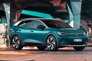Volkswagen ID.4 2021 : on connait les prix !