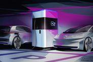 Volkswagen développe des stations mobiles de recharge