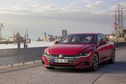 Volkswagen Arteon 2021 : plus disponible au Canada en 2022