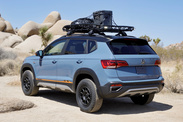 Volkswagen Taos Basecamp 2022