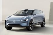 Volvo Concept Recharge 2022