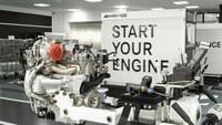Mercedes-AMG : un moteur de 4 cylindres de 421 chevaux