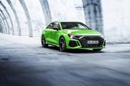 Audi RS3 2022 : raffinée et sportive