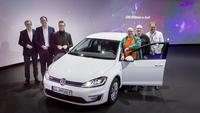 Volkswagen e-Golf : 100 000 exemplaires de livré!