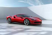 Ferrari 296 GTB 2022 : un V6 hybride de 830 chevaux