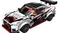 Nissan : une GT-R Nismo en LEGO