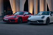 Porsche 911 2022 : voici la version GTS