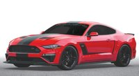 Ford Mustang Roush 2019 : 710 chevaux