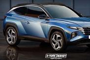 Hyundai Tucson 2022 : une version à 3 portes
