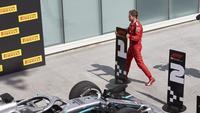 Grand Prix du Canada : la victoire était pour Vettel